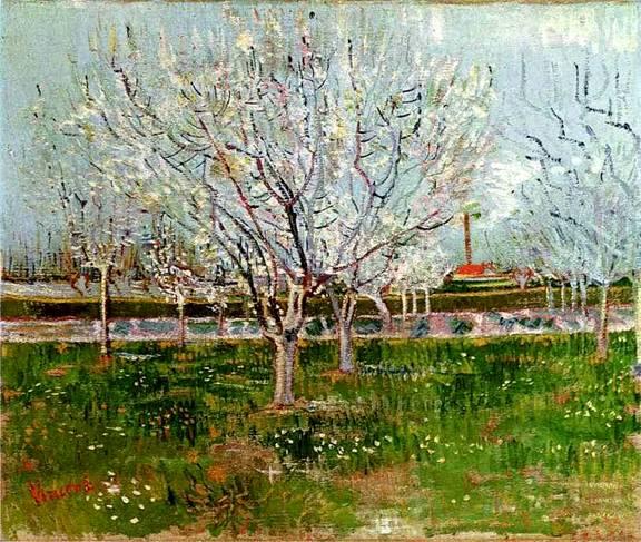 Ван Гог Винсент, картина