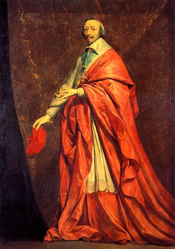 a biography of richelieu a french cardinal and statesman