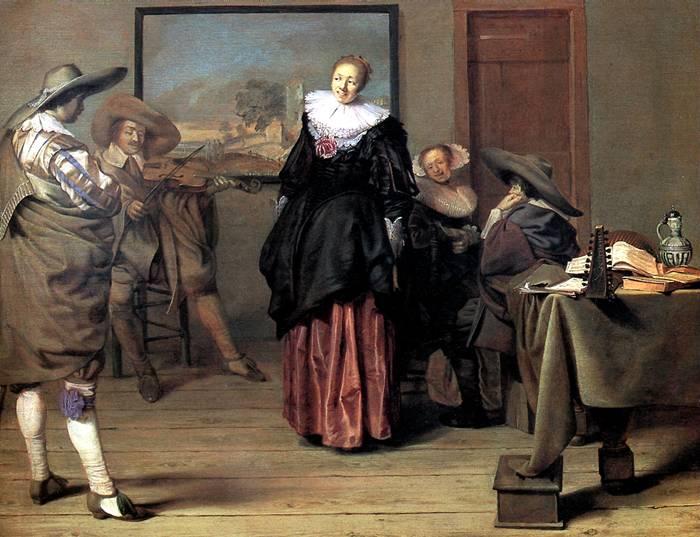 Натюрморты известных художников