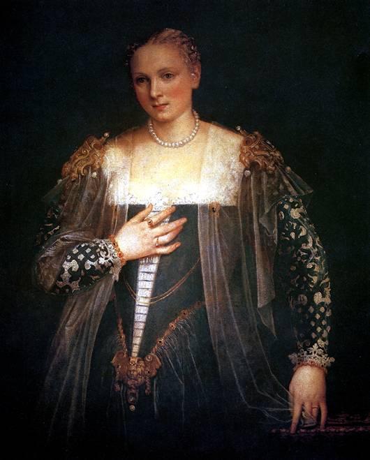 Красавица Нани Женский портрет