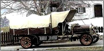 грузовик Даймлера