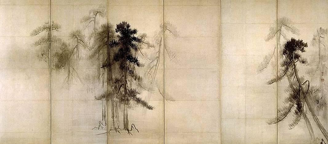 Японские картины