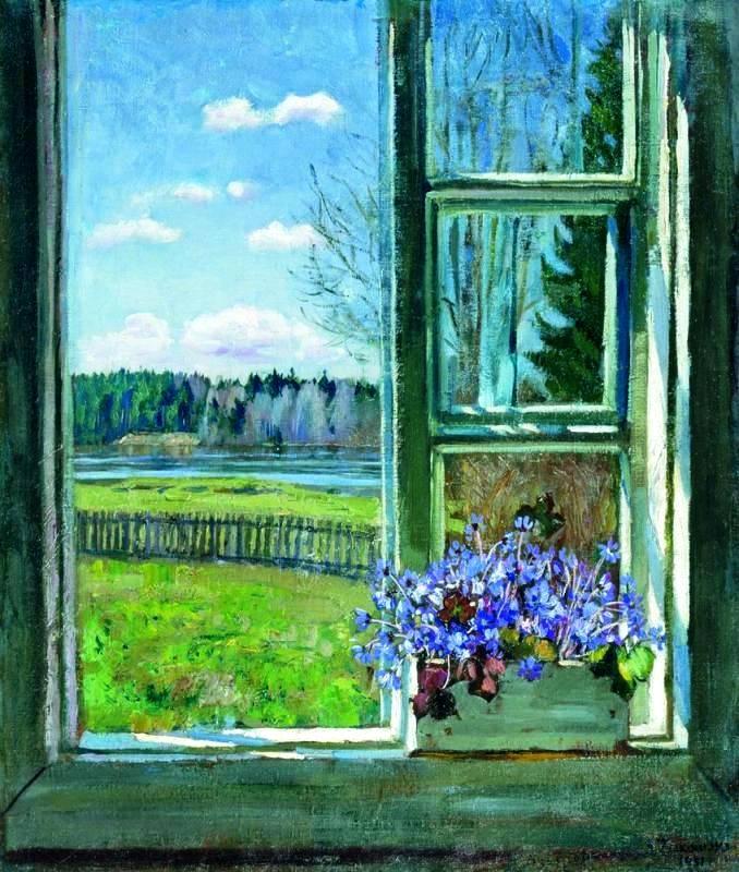 окно картина: