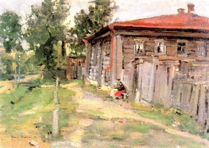 Уголок провинции Переславль