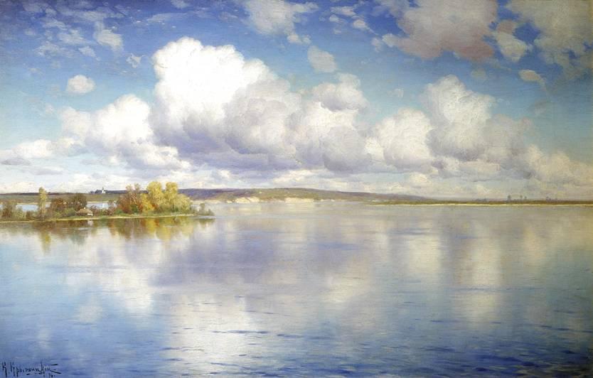 Название картины: Озеро: bibliotekar.ru/kKryzh/4.htm