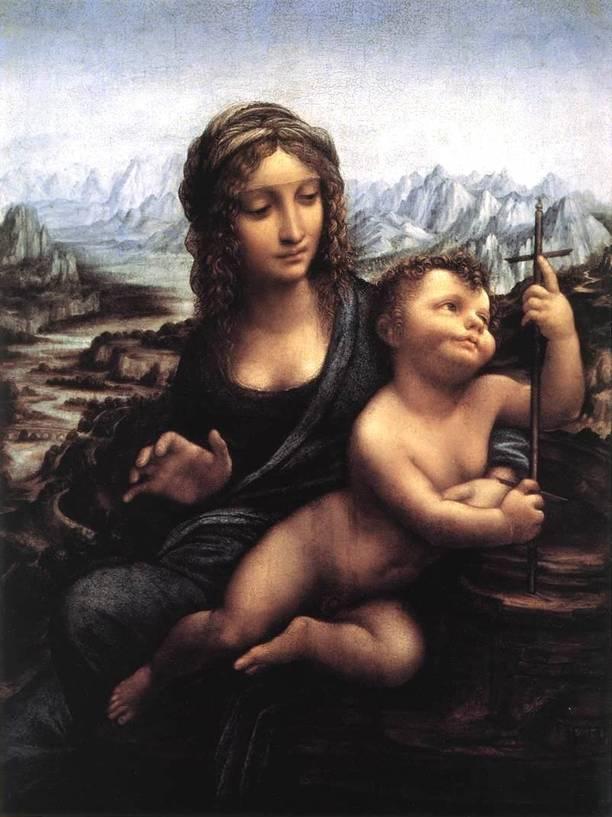 Картина Мадонна