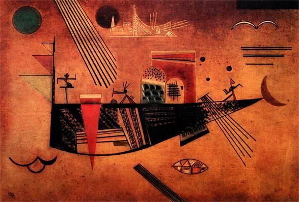 абстракции Кандинского