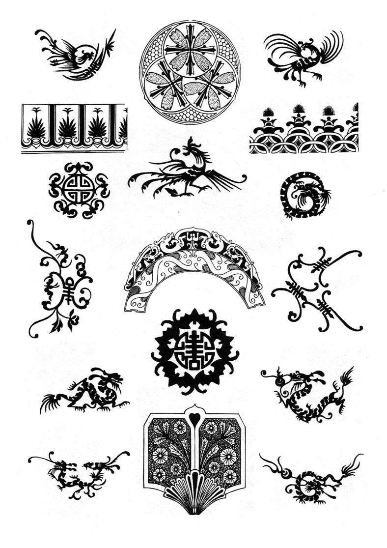 03. Со внеменем моя... создавая украшения, создавая узоры, я очень часто прибегаю к древним традициям востока...