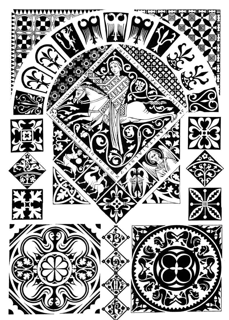 орнамент, векторный орнамент, цветочный орнамент, орнамент цветы, геометрический орнамент, орнамент обои.