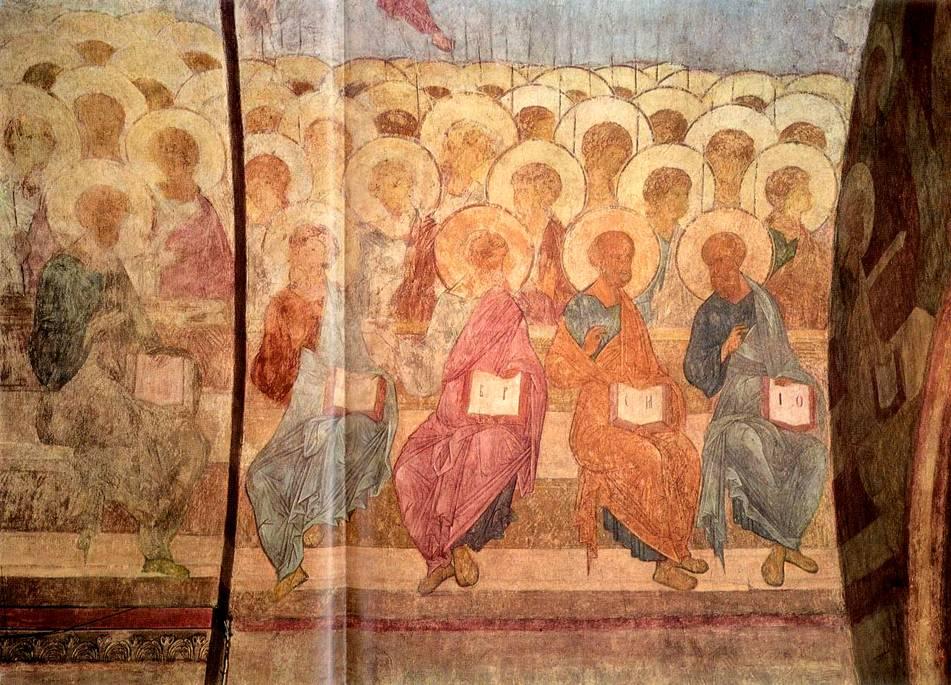 Даниил Черный (1360-1430) История