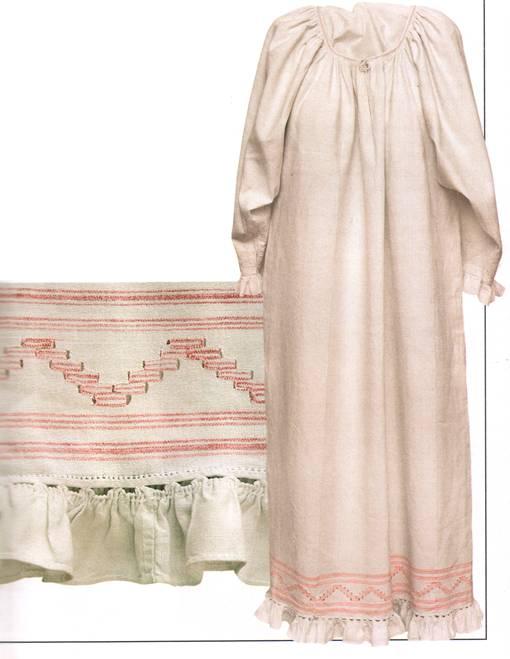Как сшить платье в крестьянском стиле 76