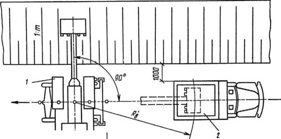 Схема планировки откосов