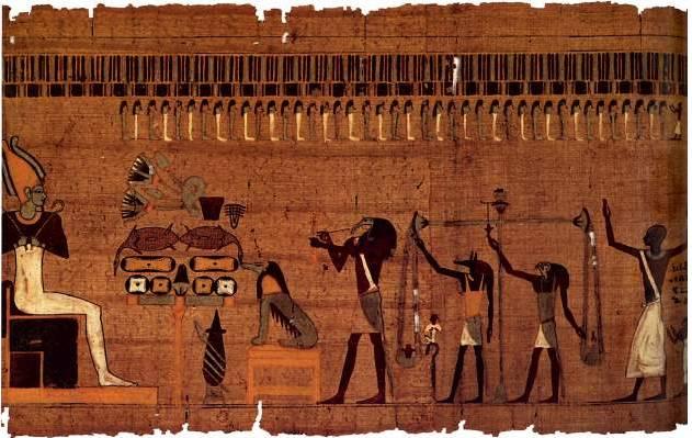Египетская книга мертвых - 6 Февраля 2 13 - Земля