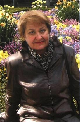 Инна Вениаминовна Шаталова